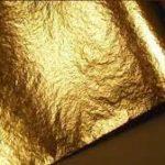 El pan de oro y sus múltiples usos